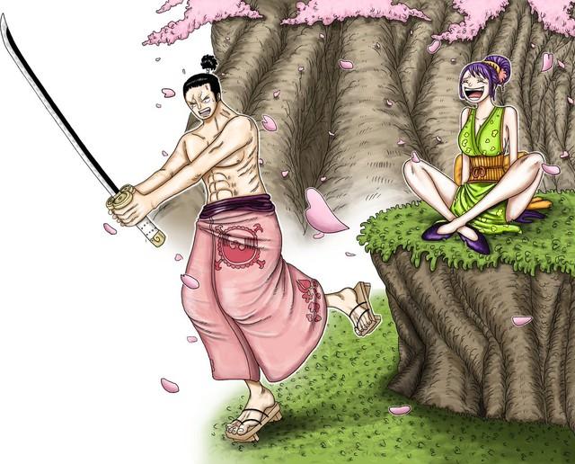 One Piece: Momonosuke vạm vỡ trong hình dạng của thanh niên 28 tuổi, khí chất giống hệt Oden năm xưa - Ảnh 4.