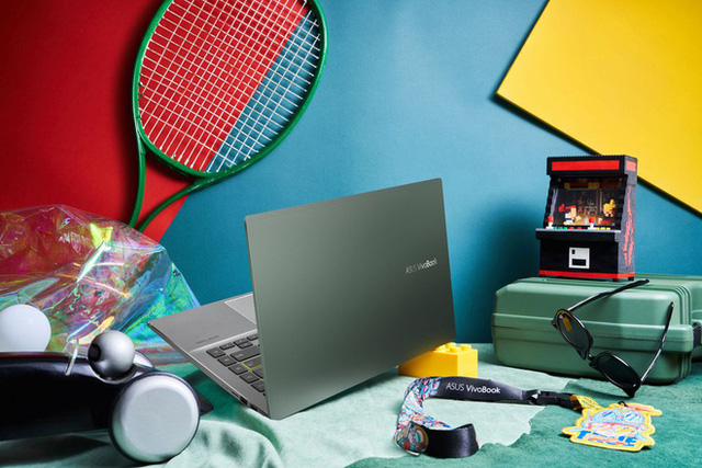 [CES 2021] Asus ra mắt hai mẫu ZenBook Duo mới với màn hình kép chất lừ, VivoBook và ExpertBook lột xác siêu nhẹ - Ảnh 3.