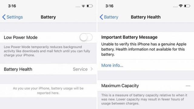 iOS 14.4 sẽ có thể phát hiện iPhone đã bị thay camera, giới sửa chữa iPhone lại được phen điêu đứng - Ảnh 1.