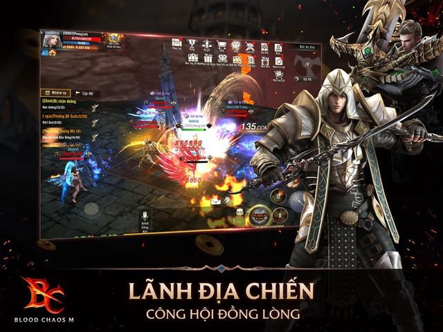 5 điều làm nên tên tuổi của Blood Chaos M trên trường quốc tế, game thủ Việt hóng từng ngày là có lý do cả! - Ảnh 4.