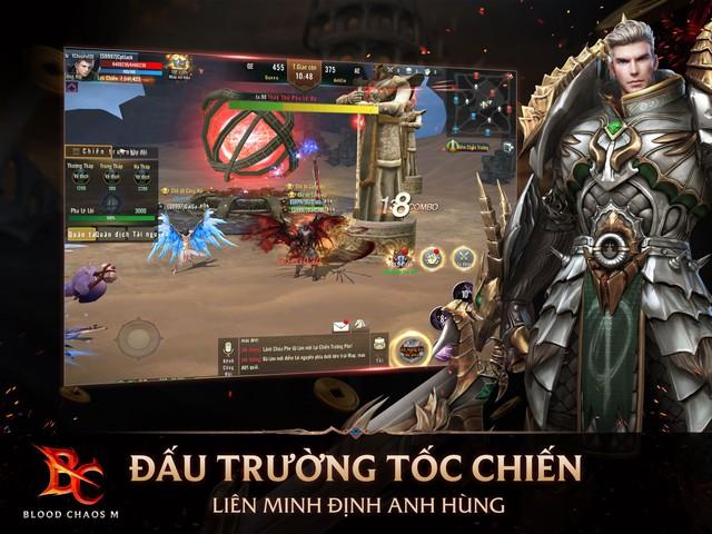 5 điều làm nên tên tuổi của Blood Chaos M trên trường quốc tế, game thủ Việt hóng từng ngày là có lý do cả! - Ảnh 5.