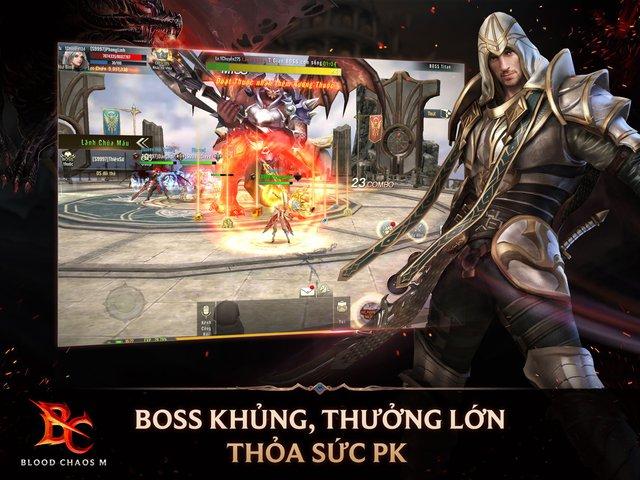 5 điều làm nên tên tuổi của Blood Chaos M trên trường quốc tế, game thủ Việt hóng từng ngày là có lý do cả! - Ảnh 7.
