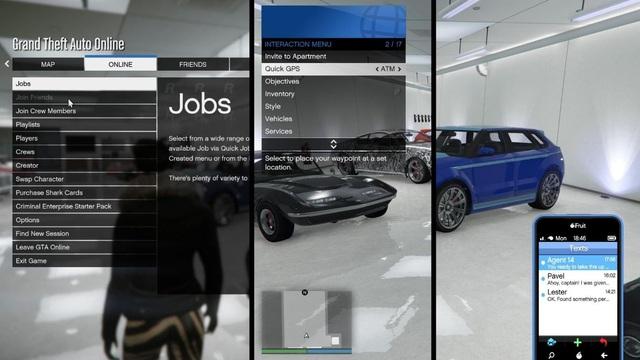 Making half a billion dollars a year, GTA Online still has many shortcomings - Photo 4.