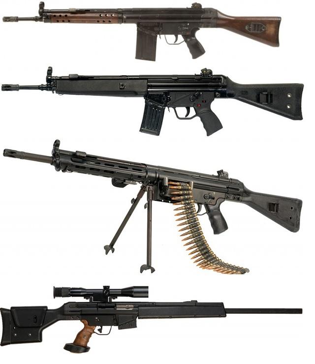 Những vũ khí nổi tiếng trong game: Kỳ 3 – MP5, khẩu tiểu liên được yêu thích bởi các đội đặc nhiệm - Ảnh 2.