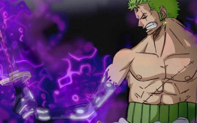 One Piece: Bạn có biết Zoro cầm trong tay Enma đang yếu hơn chính Zoro khi cầm thanh Thu Thuỷ? - Ảnh 3.