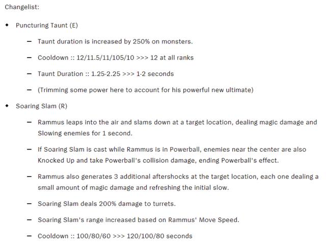 LMHT: Riot công bố chi tiết đợt làm lại Rammus, combo Q + R mới sẽ hất tung diện rộng cực mạnh - Ảnh 3.