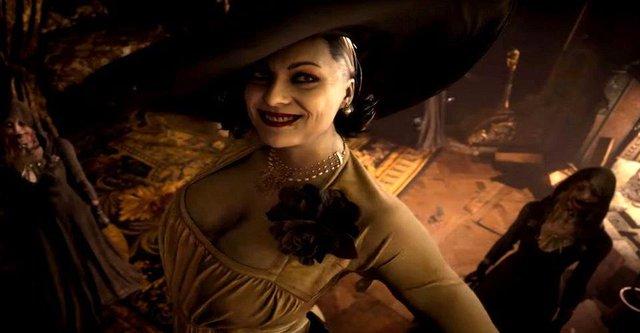 Cộng đồng game thủ phát cuồng vì nữ phản diện mới trong Resident Evil 8 - Ảnh 1.