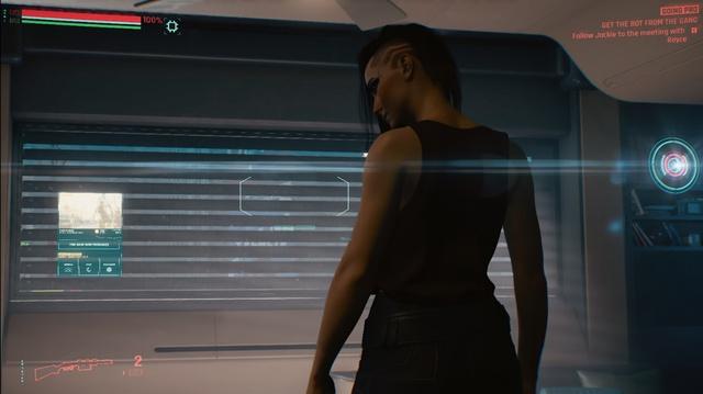 Cyberpunk 2077 ban đầu là game góc nhìn thứ ba? - Ảnh 1.