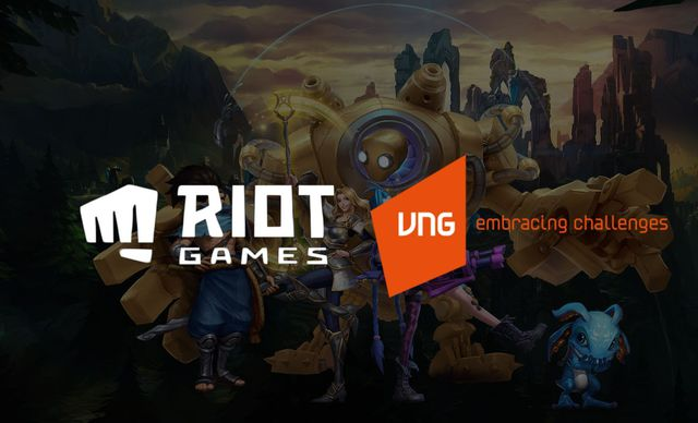 Sốc! Hợp tác phát hành toàn bom tấn, nhưng lâu nay VNG viết sai tên của Riot Games mà rất ít người soi ra - Ảnh 1.