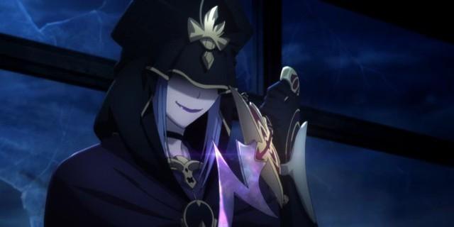 5 servant tốt nhất trọng Fate/Stay Night Caster-1610962700133567503605