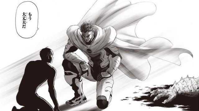One Puch Man: Phát hiện bằng chứng cho thấy anh hùng hạng S bậc 1 Blast có khả năng du hành thời gian - Ảnh 2.