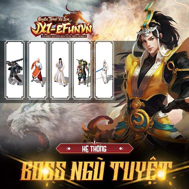 Jx1 EfunVN Huyền Thoại Võ Lâm đã mang đến cho game thủ của mình nhiều sự kiện vô cùng hấp dẫn Photo-1-1610956082273457799386
