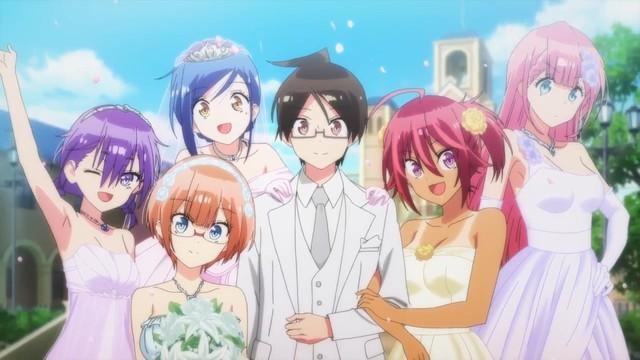 Những bộ manga harem đáng xem nhất dành cho hội thích ăn cẩu lương - Ảnh 3.