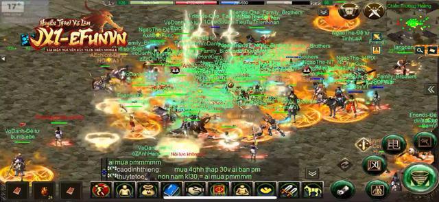 Jx1 EfunVN Huyền Thoại Võ Lâm đã mang đến cho game thủ của mình nhiều sự kiện vô cùng hấp dẫn Photo-4-16109560899661775426011