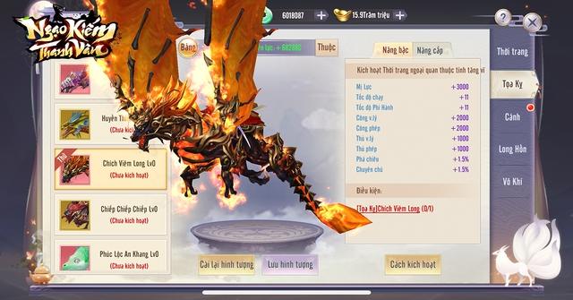 Tận tay trải nghiệm siêu phẩm MMORPG Ngạo Kiếm Thanh Vân, game thủ Việt nói gì? Liệu có thực sự đỉnh như những gì gamer Hàn Quốc nhận xét? - Ảnh 10.