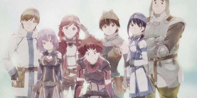 Những bộ anime isekai khiến bạn phải thốt lên: Sao mà dark thế? - Ảnh 2.