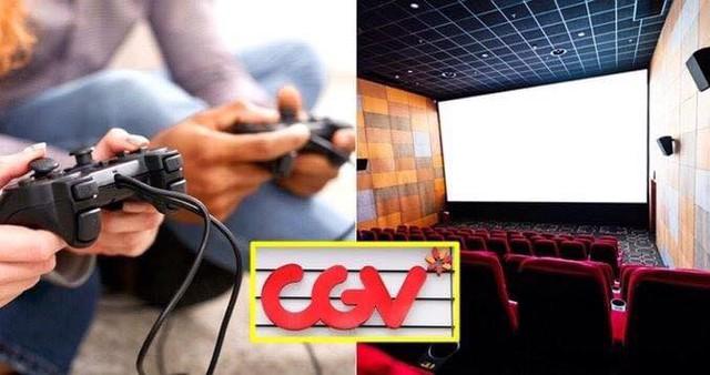 CGV mở dịch vụ cho thuê phòng chiếu phim để chơi game - Ảnh 1.
