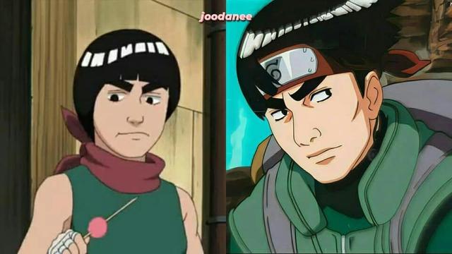 Còn trẻ ai cũng từng là một mỹ nam- bộ ảnh cho thấy sự tàn nhẫn của thời gian với các nhẫn giả trong Naruto - Ảnh 6.