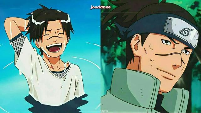 Còn trẻ ai cũng từng là một mỹ nam- bộ ảnh cho thấy sự tàn nhẫn của thời gian với các nhẫn giả trong Naruto - Ảnh 8.