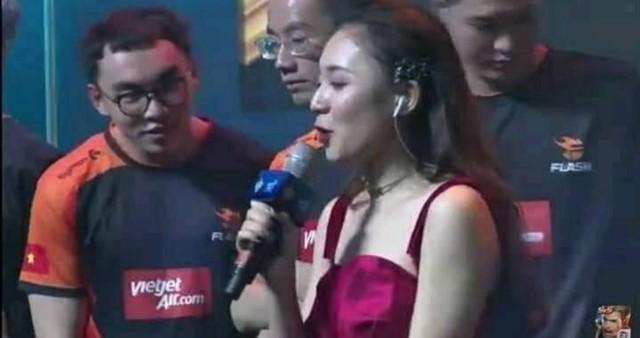 Giận ProE sau pha check map, MC Phương Thảo đăng hình khoảnh khắc tồi tệ có mặt tuyển thủ này - Ảnh 1.