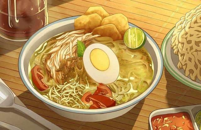 Ngắm ẩm thực trong phim của Studio Ghibli mà phải thốt lên coi hoạt hình mà còn hấp dẫn hơn đồ thật nữa! - Ảnh 3.