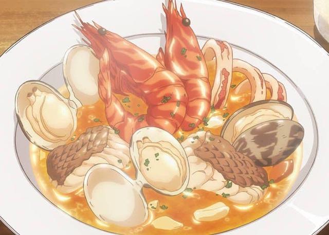 Ngắm ẩm thực trong phim của Studio Ghibli mà phải thốt lên coi hoạt hình mà còn hấp dẫn hơn đồ thật nữa! - Ảnh 13.