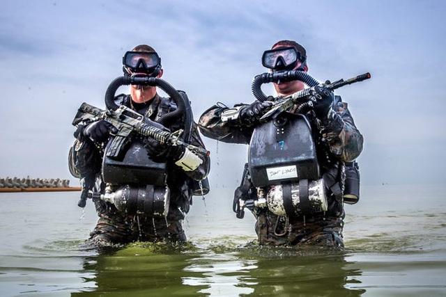Lịch sử nguồn gốc hải quân SEAL, lực lượng tinh nhuệ và đa năng nhất của quân đội Mỹ - Ảnh 2.