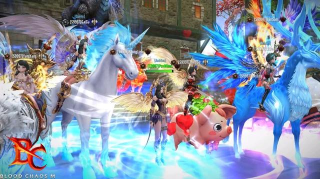 Siêu phẩm Blood Chaos M chiến ngon trên mọi nền tảng, tặng Giftcode siêu xịn mừng ra mắt - Ảnh 1.
