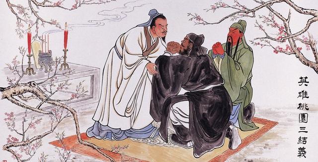 Tam Quốc Diễn Nghĩa: Nếu kết nghĩa vườn đào của 3 anh em Lưu - Quan - Trương không xảy ra, số phận của Lưu Bị sẽ ra sao? - Ảnh 3.