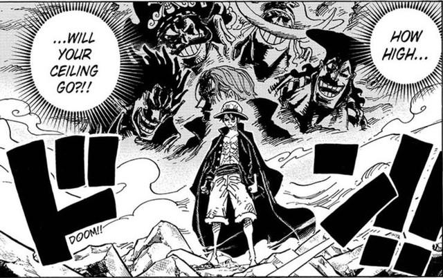One Piece: Vì sao Kaido nhìn thấy Luffy giống 5 huyền thoại khiến hắn phải run sợ? - Ảnh 1.