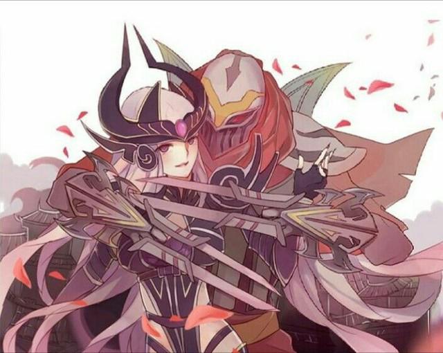 Sau Garen - Katarina, thêm một cặp đôi tin đồn trong LMHT chính thức được Riot đẩy thuyền - Ảnh 7.