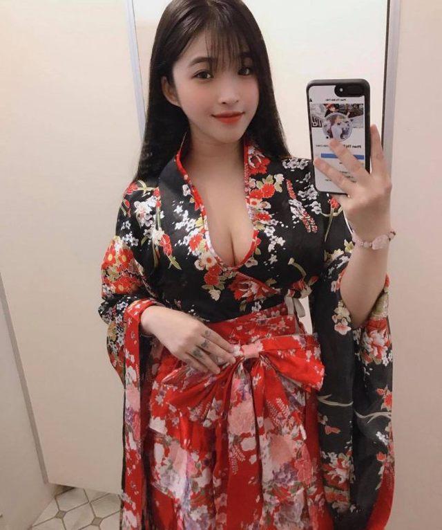 Xinh đẹp và gợi cảm, nàng hot girl Việt 2k2 bất ngờ được báo nước ngoài khen ngợi, chiêm ngưỡng nhan sắc càng thêm bất ngờ - Ảnh 12.