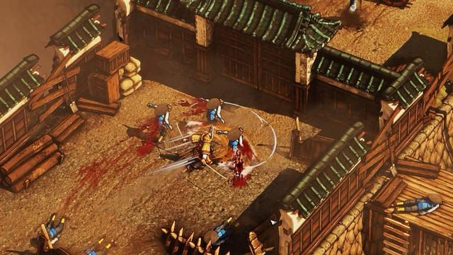 Shadow Tactics, game Ninja hành động lén lút đỉnh nhất nhì Steam - Ảnh 3.