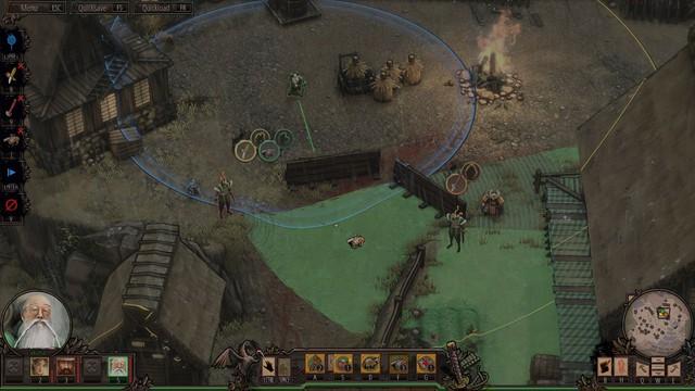 Shadow Tactics, game Ninja hành động lén lút đỉnh nhất nhì Steam - Ảnh 6.