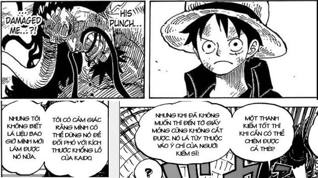 Soi mói những chi tiết thú vị trong One Piece chap 1001, Siêu Tân Tinh đại chiến Tứ Hoàng (P1) - Ảnh 2.