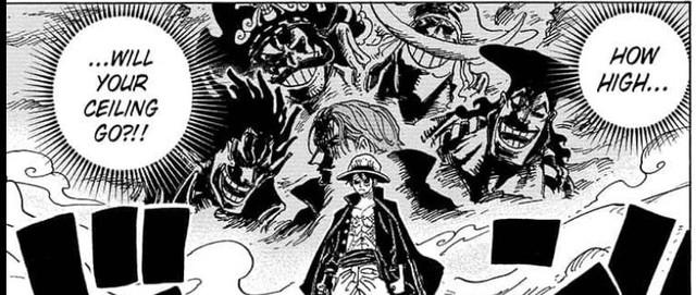 Soi mói những chi tiết thú vị trong One Piece chap 1001, Siêu Tân Tinh đại chiến Tứ Hoàng (P1) - Ảnh 4.