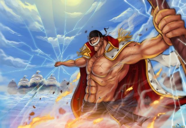 One Piece: Vì sao Kaido nhìn thấy Luffy giống 5 huyền thoại khiến hắn phải run sợ? - Ảnh 2.