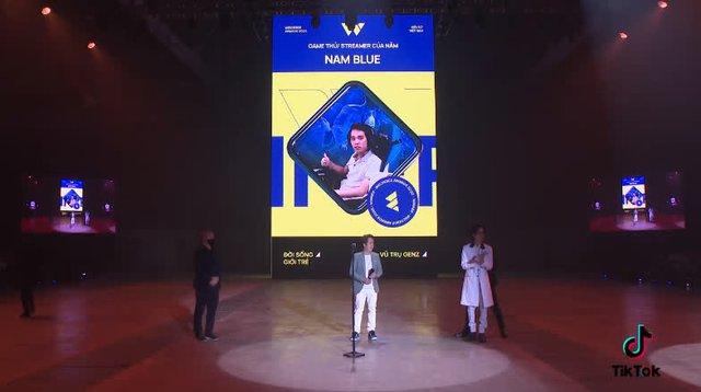 [Trực tiếp] Gala Wechoice Awards 2020: Nam Blue chiến thắng hạng mục Streamer của năm - Ảnh 6.