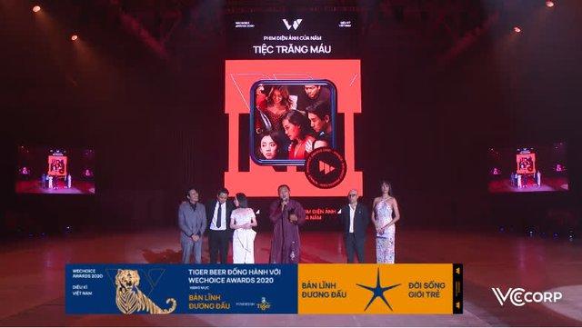 [Trực tiếp] Gala Wechoice Awards 2020: Nam Blue chiến thắng hạng mục Streamer của năm - Ảnh 4.