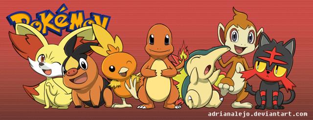 Vì sao Pokemon khởi đầu hệ lửa luôn đáng chơi nhất? - Ảnh 1.