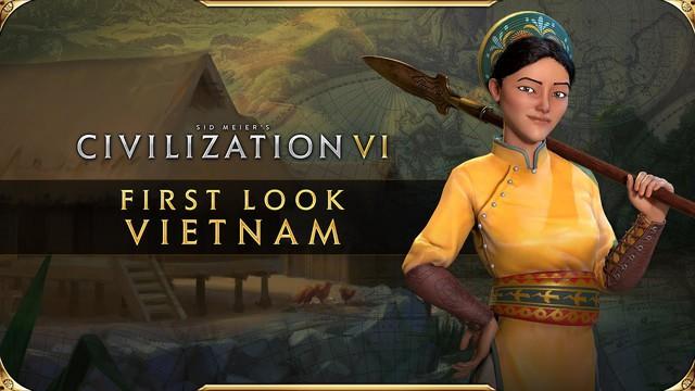 Bà Triệu xuất hiện trong tựa game chiến thuật hay nhất nhì lịch sử - Ảnh 2.