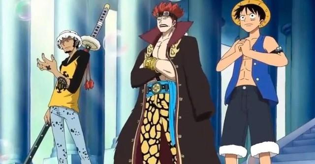 Soi nhanh 2 chi tiết thú vị về bộ ba Siêu Tân Tinh trong One Piece chương 1001 - Ảnh 1.