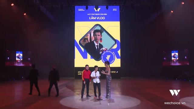 [Trực tiếp] Gala Wechoice Awards 2020: Nam Blue chiến thắng hạng mục Streamer của năm - Ảnh 8.