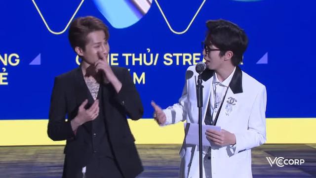 [Trực tiếp] Gala Wechoice Awards 2020: Nam Blue chiến thắng hạng mục Streamer của năm - Ảnh 7.