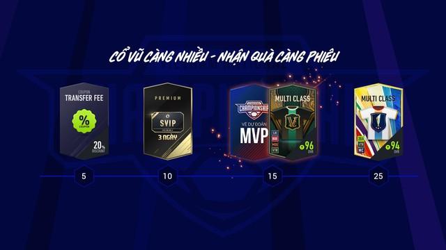 FIFA Online 4 ra mắt chuỗi sự kiện 4 trong 1 cực khủng đồng hành cùng FVNC 2021 - Ảnh 4.
