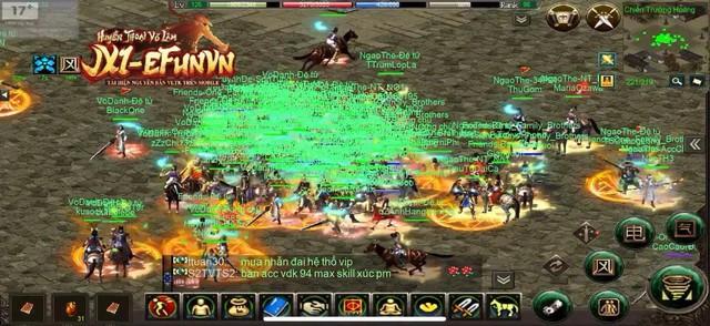 Jx1 EfunVN Huyền Thoại Võ Lâm - Từ một sản phẩm tự thân phát triển tới tựa game tái hiện đúng chất huyền thoại VLTK trên di động - Ảnh 6.