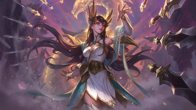 Thiêu đốt mọi ánh nhìn với cosplay Irelia Thánh Kiếm có tâm hồn cực đẹp - Ảnh 1.