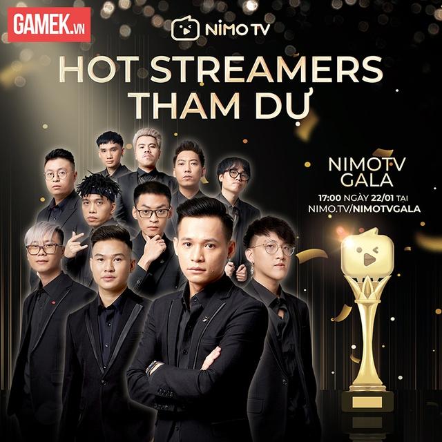 NimoTV Gala: Độ Mixi và anh em Refund được xướng tên ở hạng mục mong chờ nhất! - Ảnh 1.