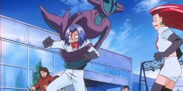 Pokemon Destiny Deoxys và những lần khiến cho fan hâm mộ cảm thấy sợ hãi và kinh dị - Ảnh 3.