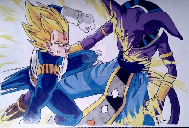 Dragon Ball Super: Không cần chạy theo Goku, Vegeta đủ yếu tố để có được sức mạnh của một Thần Hủy Diệt - Ảnh 2.